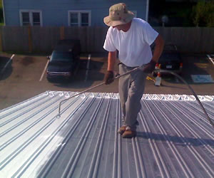 Good Roofing Systems   Hoekstra Roofing Company   Michigan Flat, Built Up,  Single Ply, Metal, Standing Seam And Green Roof Commercial Roofing  Contractors ...